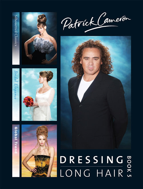 Dressing Long Hair 5 - Front Cover