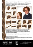 The Basic Art of Braiding Hair - Back Cover