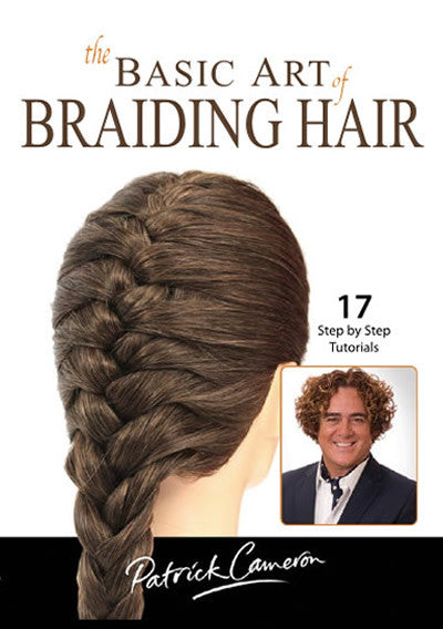 The Basic Art of Braiding Hair DVD
