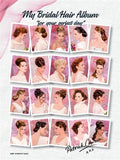 My Bridal Hair Album - Back Cover