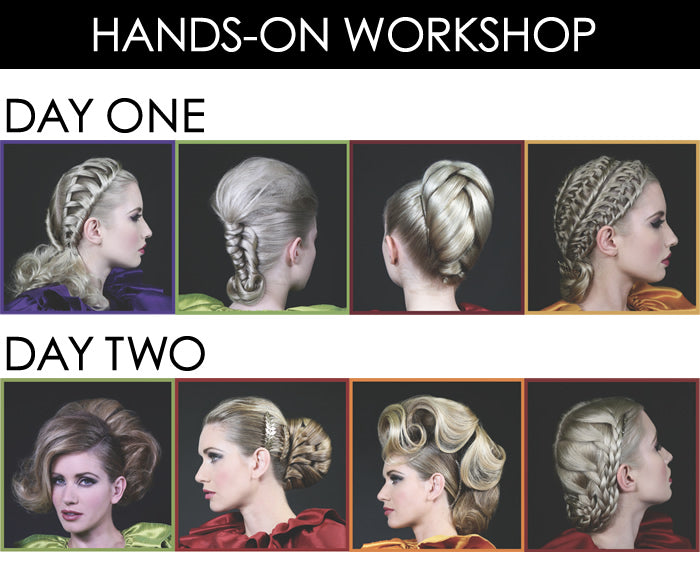 Patrick Cameron : Hands-On Workshop