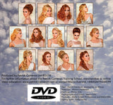 Goddess DVD - back cover