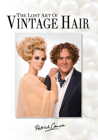 The Lost Art of Vintage Hair DVD