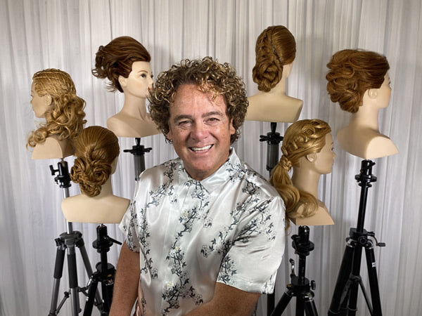 The Patrick Cameron Party Hair Live Webinar