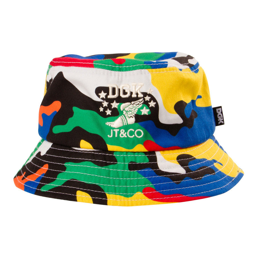 DGK x JT&CO TIMELESS BUCKET HAT