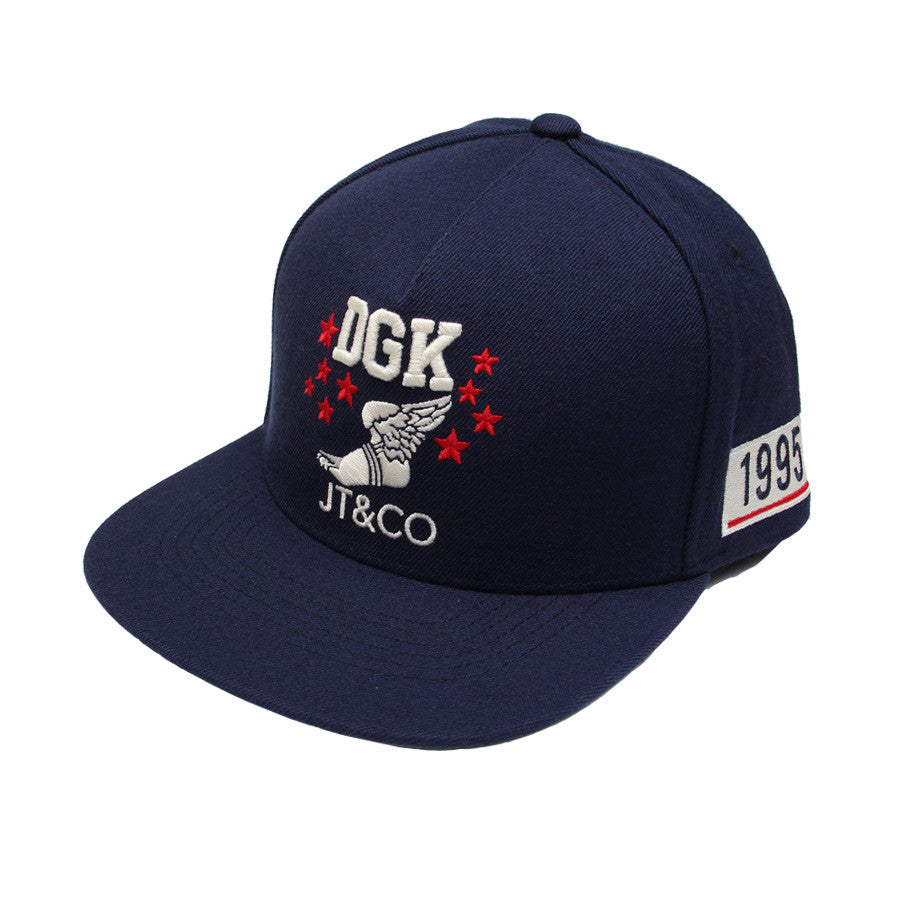 DGK x JT&CO TIMELESS SNAP BACK