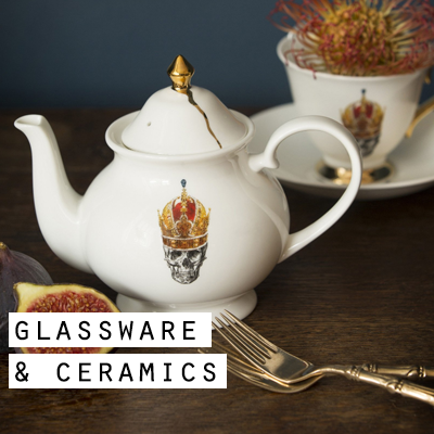 Glassware and Ceramics