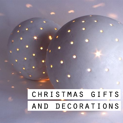 Christmas Cards and Decor