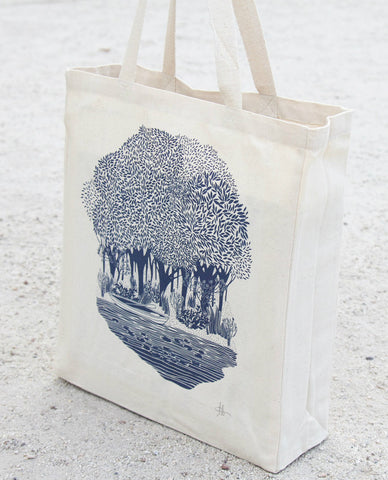 Tote Bag by Laurie Hastings