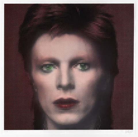 David Bowie Art, Nick Holdsworth