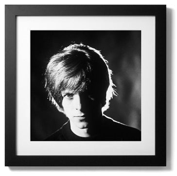 David Bowie Photograph Portrait, Dezzo Hoffman