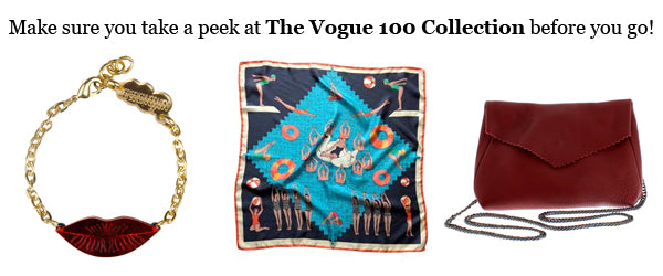 Vogue 100 Collection, National Portrait Gallery