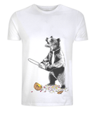 Scare Bear! Limited Edition TShirt. Jimbobart - CultureLabel