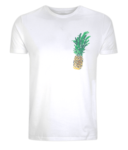 Pineapple TShirt. Phil Goss