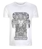 CultureLabel Collective: Sculpture of the Goddess T-Shirt (White) - CultureLabel - 1