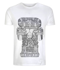 CultureLabel Collective: Sculpture of the Goddess T-Shirt (White)