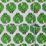 Christmas Sprout Placemat Set, Martha & Hepsie - CultureLabel - 2