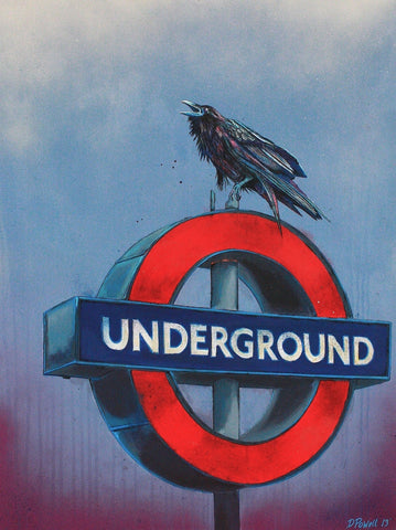 Going Underground, Darragh Powell - CultureLabel - 1