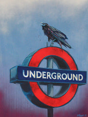 Going Underground, Darragh Powell