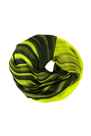 Innovation Silk Chiffon Scarf, Zaha Hadid Alternate View