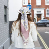 Yellow City Silk Shawl, Insitucity - CultureLabel - 4
