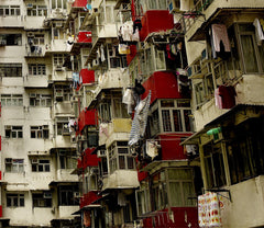 Hong Kong Apartments II, Chris Frazer Smith Alternate View