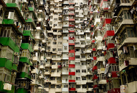 Hong Kong Apartments II, Chris Frazer Smith - CultureLabel