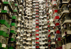 Hong Kong Apartments II, Chris Frazer Smith