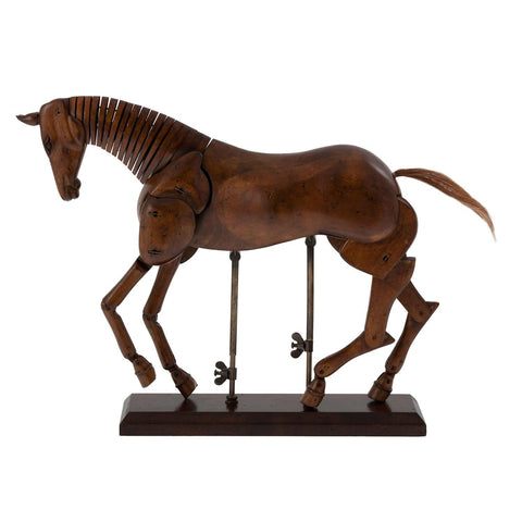 Artist's Wooden Horse Model, The National Gallery - CultureLabel - 1