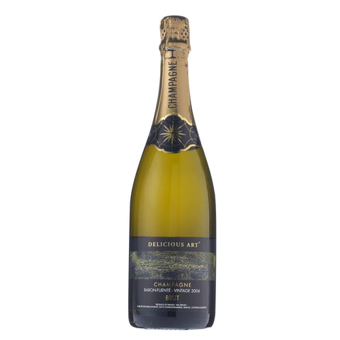Champagne Baron-Fuenté Vintage 2004, The National Gallery - CultureLabel