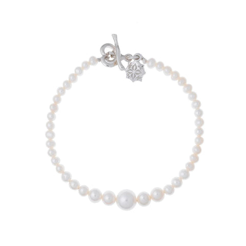 Graduated Freshwater Pearl Bracelet, The National Gallery - CultureLabel - 1