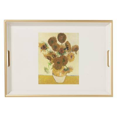 Sunflowers Coffee Tray, The National Gallery - CultureLabel