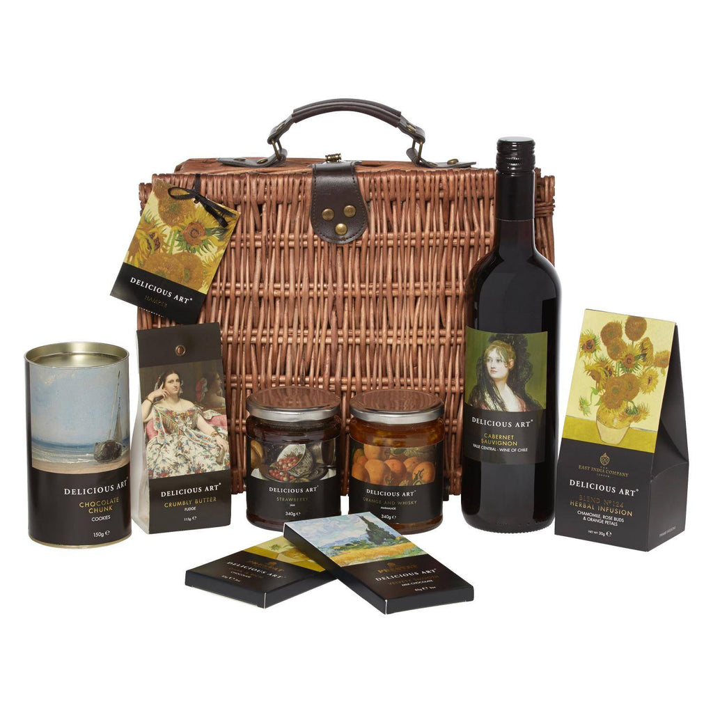 Delicious Art Luxury Hamper, National Gallery - CultureLabel - 1