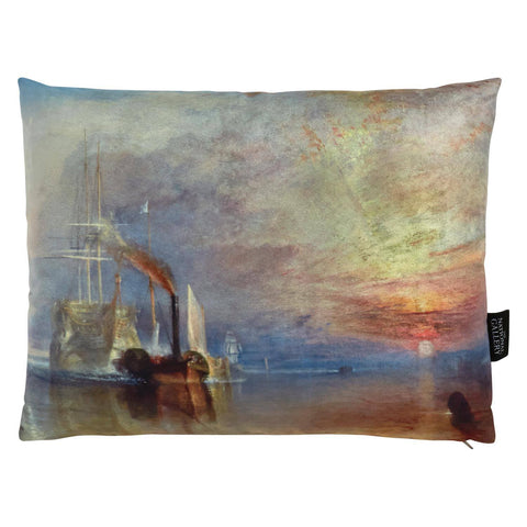 The Fighting Temeraire Cushion, The National Gallery