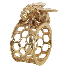 Bee & Honeycomb Ring, The National Gallery