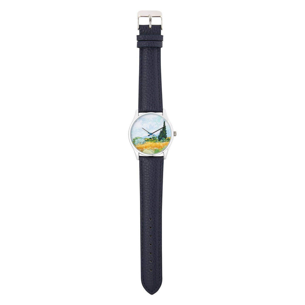 Wheatfield Leather Watch - CultureLabel - 1