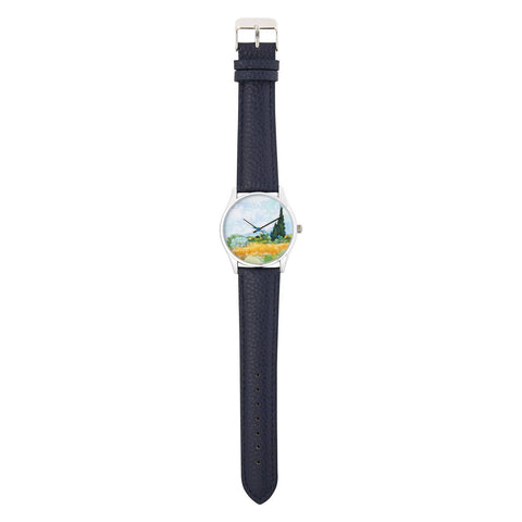 Wheatfield Leather Watch