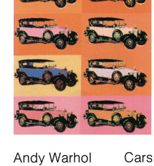 Mercedes Typ 400 (1925), Andy Warhol Alternate View