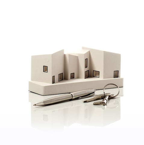 Hepworth Gallery Architecture Model, Chisel And Mouse - CultureLabel