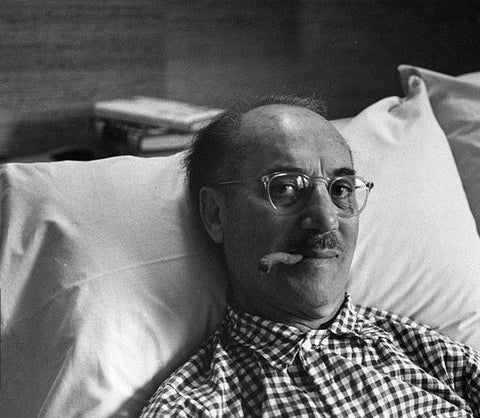 Groucho Marx, Slim Aarons Alternate View