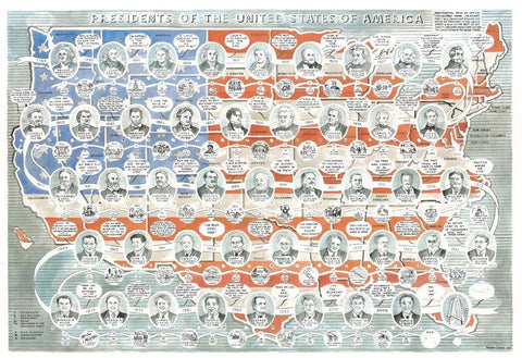 Presidents of the USA, Adam Dant - CultureLabel