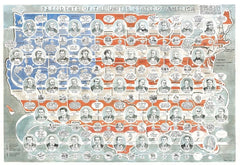 Presidents of the USA, Adam Dant
