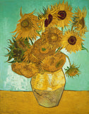 Sunflowers, Vincent Van Gogh