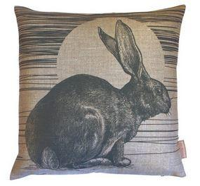 Rabbit & Sun Cushion, Jen Rowland Alternate View