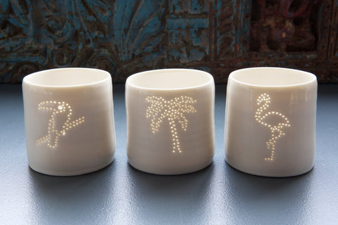 Tropical Tealights, Luna Lighting