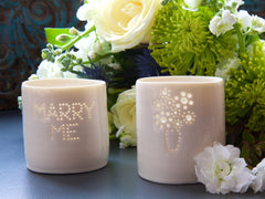 Proposal Tealights, Luna Lighting