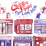 Chicken Shops of London, Super Superficial - CultureLabel - 4