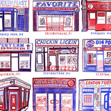Chicken Shops of London, Super Superficial - CultureLabel - 5