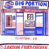 Chicken Shops of London, Super Superficial - CultureLabel - 3