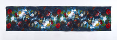 Flower Still Life Silk Scarf, Jan van Huysum Alternate View